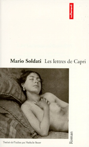 Mario Soldati - Les lettres de Capri.