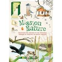 Deedr.fr Mission nature - Construire des nichoirs et des terrarium, héberger et observer de petits animaux Image