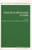 Mario Telo et Giulia Sandri - L'état de la démocratie en Italie.