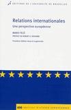 Mario Telo - Relations internationales - Une perspective européenne.