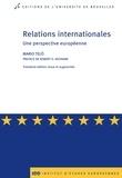 Mario Telò - Relations internationales - Une perspective européenne.