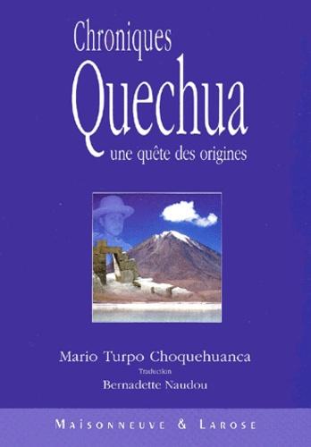Mario Turpo Choquehuanca - .