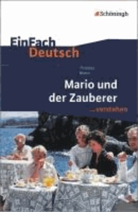 Mario und der Zauberer. EinFach Deutsch ...verstehen.