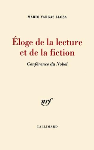 Mario Vargas Llosa - Eloge de la lecture et de la fiction - Conférence du Nobel.