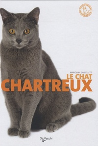 Mariolina Cappelletti - Le chat Chartreux.