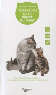 Accentsonline.fr Micro-guide de la santé du chat Image