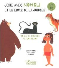Marion Arbona - Joue avec Mowgli et le livre de la jungle - Un jeu de mémoire retentissant.