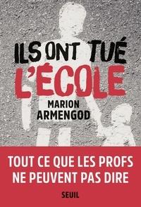 Téléchargement gratuit de manuels électroniques Ils ont tué l'école (Litterature Francaise)