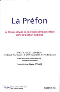Corridashivernales.be La Préfon - 50 ans au service de la retraite complémentaire dans la fonction publique Image
