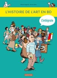 Marion Augustin et Bruno Heitz - L'Histoire de l'Art en BD L'intégrale : .
