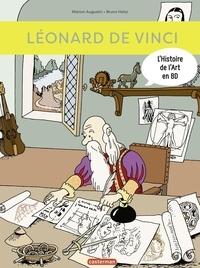 Marion Augustin et Bruno Heitz - L'Histoire de l'Art en BD  : Léonard de Vinci.