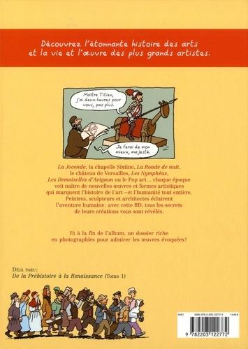 L'Histoire de l'Art en BD Tome 2 De la Renaissance à l'Art Moderne