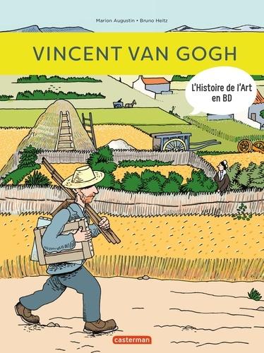 L'Histoire de l'Art en BD  Vincent Van Gogh