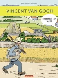 Marion Augustin et Bruno Heitz - L'Histoire de l'Art en BD  : Vincent Van Gogh.
