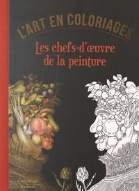 Les chefs-doeuvre de la peinture - Lart en coloriages.pdf