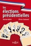 Marion Ballet et Olivier Duhamel - Les élections présidentielles.