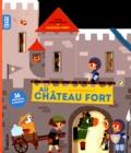 Marion Billet et Mariane Olivier - Au château fort.