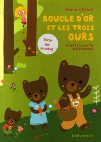 Marion Billet - Boucle d'Or et les trois ours.