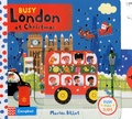 Marion Billet - Busy London at Christmas.
