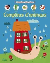 Marion Billet et Virginie Aladjidi - Comptines d'animaux.