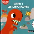 Marion Billet - Grrr ! - Les dinosaures.
