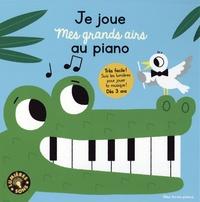 Marion Billet - Je joue mes grands airs au piano.