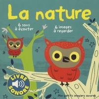 Marion Billet - La nature - Mes petits imagiers sonores.