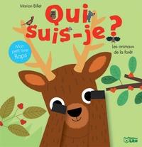 Marion Billet - Les animaux de la forêt.