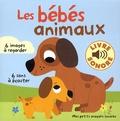 Marion Billet - Les bébés animaux - 6 images à regarder, 6 sons à écouter.