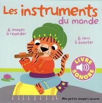 Marion Billet - Les instruments du monde.