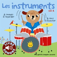 Marion Billet - Les instruments - Tome 2.