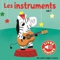 Marion Billet - Les instruments.