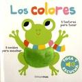 Marion Billet - Los colores - Toca y escucha.