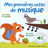 Mes premières notes de musique - 6 images à regarder, 8 notes à écouter.pdf