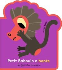 Marion Billet - Petit Babouin a honte.