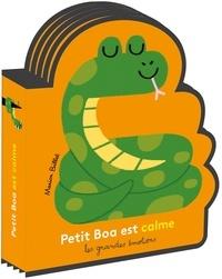 Marion Billet - Petit Boa est calme.