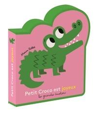 Marion Billet - Petit Croco est joyeux.