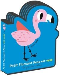 Marion Billet - Petit Flamant rose est vexé.