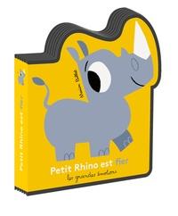 Marion Billet - Petit Rhino est fier.