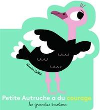 Deedr.fr Petite autruche a du courage Image
