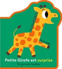 Marion Billet - Petite Girafe est surprise.