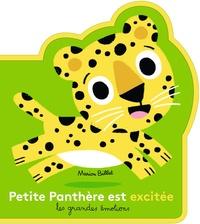 Marion Billet - Petite panthère est excitée.