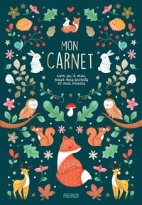 Marion Blanc - Mon carnet - Rien qu'à moi pour mes secrets et mes envies.