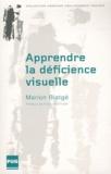 Marion Blatgé - Apprendre la déficience visuelle - Une socialisation.