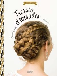 Marion Blush - Tresses et torsades.