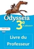 Marion Charletoux et Emmanuel Lesueur - Grec 3e et débutants Odysseia - Livre du professeur.