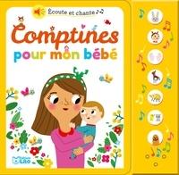 Marion Cocklico - Comptines pour mon bébé.
