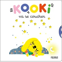 Marion Cocklico - Kooki  : Kooki va se coucher.