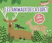 Marion Cocklico - Les animaux de la forêt - Une caresse = un son !.