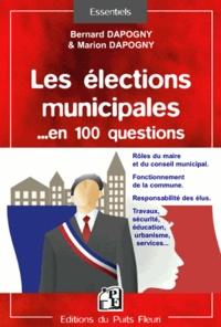 Histoiresdenlire.be Les élections municipales... en 100 questions Image